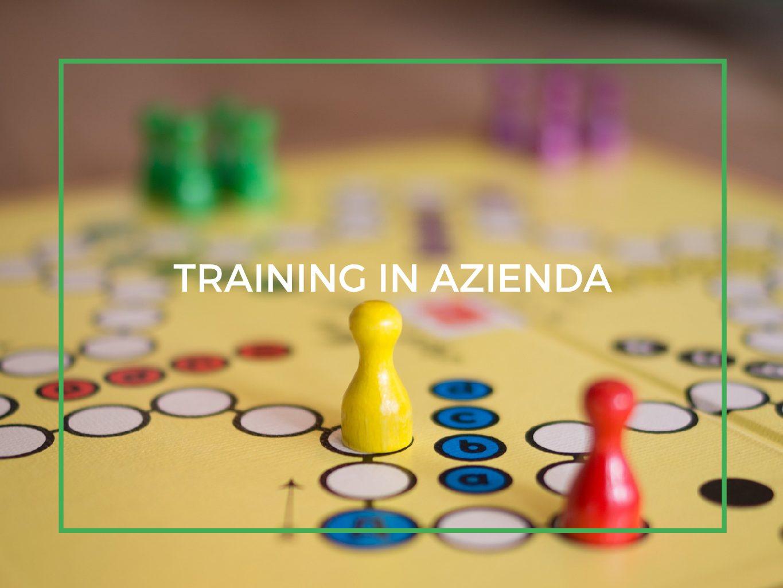 Training in azienda