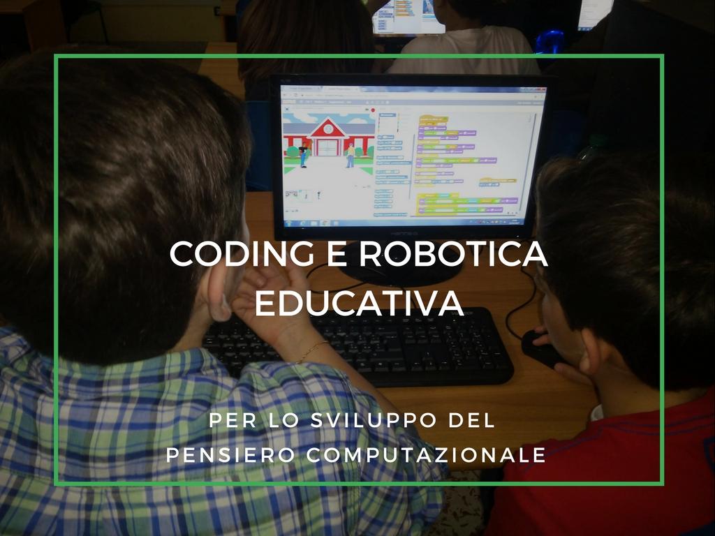 Pensiero Computazionale: coding e robotica educativa