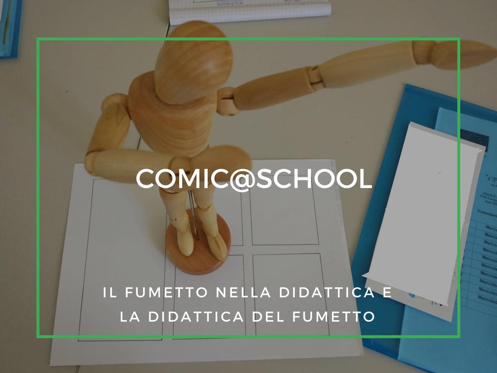 Comic@school: il fumetto nella didattica