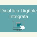 Copertina per la con computer e puntatore didattica digitale integrata